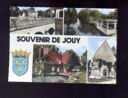 CP (28) Jouy  -  Multi-vues (4) - Jouy