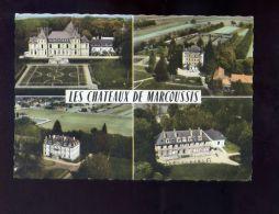 CP (91) Châteaux De Marcoussis-  Multi-vues (4) - Altri Comuni