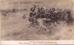 Henri CHARTIER - Vive La Nation ! (Hochstedt 1800) - Au Bon Marché - Paris - Salon Des Artistes Français 1912 - Autres Illustrateurs