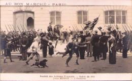 Jules MONGE - L'Emblème - Au Bon Marché - Paris - Salon Des Artistes Français 1914 - Autres Illustrateurs