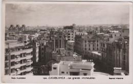 Maroc :  CASABLANCA  : Les  Grands    Immeubles - Non Classificati