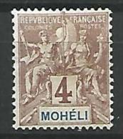 MOHELI N� 3 NEUF* TB