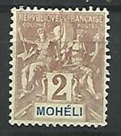 MOHELI N� 2 NEUF* TB