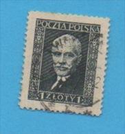 POLOGNE  , Yvert N° 341 - Used Stamps