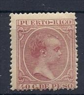 140018397  PTO  RICO ESP.  EDIFIL  Nº  114  */MH - Puerto Rico