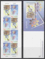 Europa Cept 2006 Armenia Booklet ** Mnh (F2272) - 2006