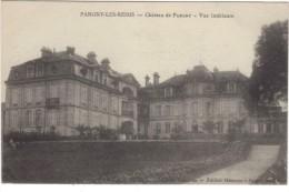 PARGNY LES REIMS / CHATEAU DE PARGNY - VUE INTERIEURE - Otros Municipios