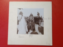 Bild Kaiser Und Kaiserin Zur Einweihung Des Suez Kanal In Ägypten - Personen