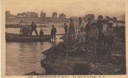 Ambleteuse - Un Coin De La Plage - France