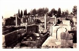 SOLIN -  Salonae : Coemeterium Christ. -  Manastirine Ca 1935 Friedhof Ausgrabungen - Croatie
