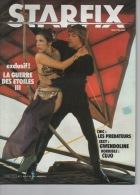 Starfix  N°7 Août 1983 Star Wars 13 Pages Avec Photos Et Texte Gwendoline - Cinema