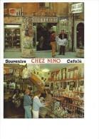 10345 - Cefalu Chez Nino (format 10X15) - Italie
