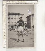 PO7938C# PATTINAGGIO DI VELOCITA' ALLOCCHIO BACCHINI & C.  - BICICLETTE No VG - Autres