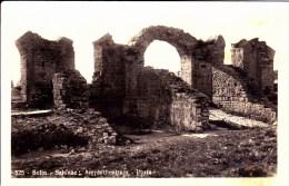 Solin - Amphitheatrum Porta Ca 1935 Amphitheater Arch. Ausgrabungen - Croatie