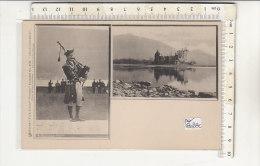 PO8028C# REGNO UNITO - ARGYLLESHIRE - HIGHLANF PIPER - CORNAMUSE  No VG - Argyllshire