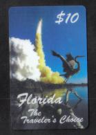 UNITED STATES - FLORIDA TRAVELERS CHOICE ( NAT PHONECARD ) MINT 1995 - United States
