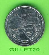 MONNAIES DU CANADA - 1984 Rocky Mountain Thaler Kimberley B.C, Canada Dollar Coin Everest Pat Morrow - Canada