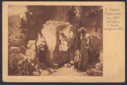 ART POSTCARD -  Jaroslav Čermák, Cermak - Czech Painter - Herzegovina 1877, Old Postcard, Year 1912, No Stamps - Künstlerkarten