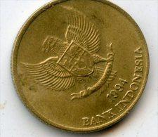 Indonesia 50 Rupiah 1994