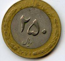 Iran 25 Rials 2000 - Iran