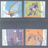 ARGENTINE / ARGENTINA AÑO 2000 SYDNEY 2000 JUEGOS OLIMPICOS SERIE COMPLETA COMPLETE SET MNH TBE