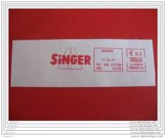 EMA SINGER / Outreau / HBA906525 - EMA (Printer Machine)