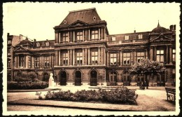 LIEGE / LUIK -  Conservatoire Et Monument Eugène ISAYE - Circulé - Circulated - Gelaufen - 1958. - Liege