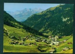 LIECHTENSTEIN  -  Malbun  Unused Postcard As Scan - Liechtenstein