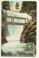 S1284 - Top Falls Of Seven Falls, Cheyenne Canon - Etats-Unis