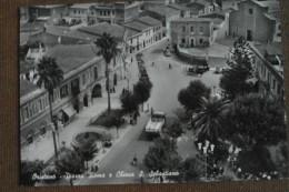 ORISTANO-PIAZZA ROMA ANIMATA- EPOCA -BELLISSIMAAAAA - Oristano
