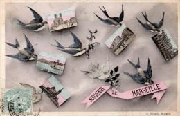 MARSEILLE Souvenir De ..............Multivues - Other