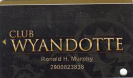 Casino Wyandotte - Club  - Wyandotte - Oklahoma - USA