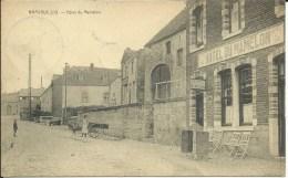 Barvaux -H�tel du Mamelon