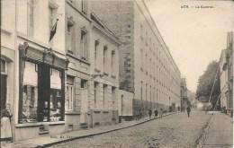 Ath -la caserne et magasin Chamart ,cartes postales