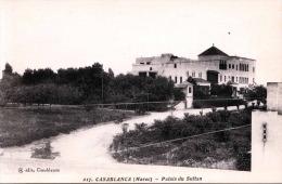 CASABLANCA (Maroc) - Palais Du Sultan - Casablanca