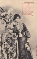 GOMMANDEMENTS DE LA JEUNE FILLE À MARIER, 1905? - Frauen