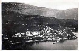KUMBOR (Montenegro) - Fotokarte Gel.1934, Abgel.Marke - Montenegro