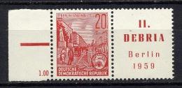 Allemagne Y&T 436 ** - [6] République Démocratique
