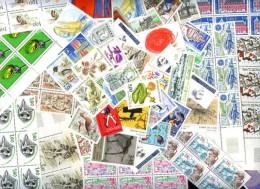 FRANCE- Lot 200 Euros de valeur faciale (sans surtaxes) pour affranchir votre courrier moins cher - Timbres en Francs.