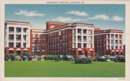 Georgia Augusta University Hospital