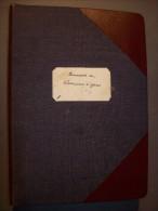 Ypres  - Ieper  Souvenir du barreau - Photos et  d�dicaces  de 1928 � 1946- Arthur Butaye, ( Voir scans)