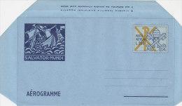 Vatican City 1978 A15  Salvator Mundi Lire 200 Unusesd Aerogramme - Vatican