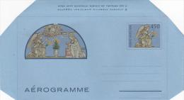 Vatican City 1982 A 20 500th Anniversary Death Of Della Robbia, Unused Aerogramme - Vatican