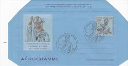 Vatican City 1998 A 26 Pastor Bonus FDC Aerogramme - Vatican