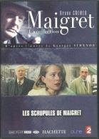 MAIGRET LES SCRUPULES DE MAIGRET