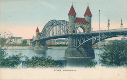 BONN - Rheinbrücke - Allemagne