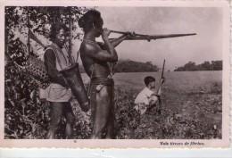 Vietnam... Animée.. Chasse.. Chasseurs.. Moïs Tireurs De Flèches - Other