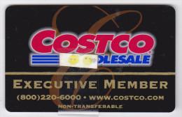 USA - Carte COSTCO 1999 - Geldkarten (Ablauf Min. 10 Jahre)