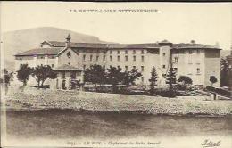 CPA De LE PUY - Orphelinat De Roche Arnaud. - Le Puy En Velay