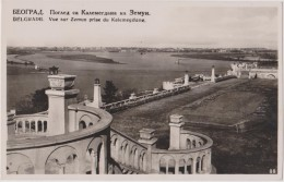 SERBIE,SERBIA,BELGRADE,BE OGRAD EN 1938,ZEMUN,belle Architecture - Serbie